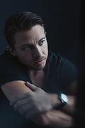 Actor Johannes Lassen (©HEIN Photography)