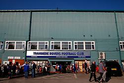 A general view of Prenton Park - Mandatory by-line: Matt McNulty/JMP - 12/07/2017 - FOOTBALL - Prenton Park - Birkenhead, England - Tranmere Rovers v Liverpool - Pre-season friendly
