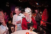 MICHAEL DAVIS; ANN-MARIE TALBOT, Andrew Logan't Alternative Miss World. The Roundhouse. 2 May 2009