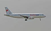 Albanian Low cost Belleair, Airbus A320-233