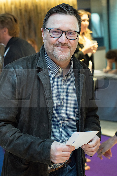 © Licensed to London News Pictures . 30/08/2017 . Salford , UK . Ian Puleston-Davies . Purple carpet photos of celebrities, actors and invited guests arriving for the press night of the musical comedy , Addams Family , at the Lowry Theatre . Photo credit : Joel Goodman/LNP
