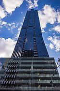 High rise buildings in Melbourne Australia