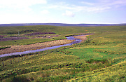 River Tees near its source, Upper Teesdale, northern Pennines, England