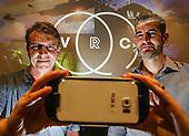 Founders of Virtual Reality Company