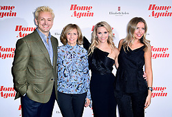 Michael Sheen, Nancy Myers, Reese Witherspoon and Hallie Myers-Shyer attending a screening of Home Again in London. Picture Date: Thursday 21 September. Photo credit should read: Ian West/PA Wire
