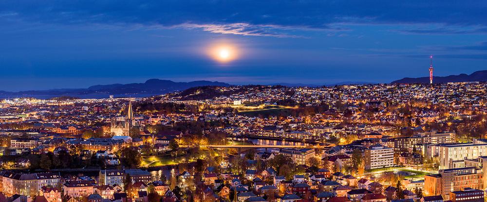 Trondheim, Norway. Oct 2020.