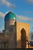 Ouzbekistan, Samrakand, classe patrimoine mondial de l Unesco, Mausolee de Bibi Khanoum // Uzbekistan, Samarkand, Unesco World Heriatge, Bibi Khanoum mausoleum