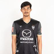 THAILAND - JUNE 25: Praphat Kobkaew #23 of Nakhonratchasrima Mazda FC on June 25, 2019.<br /> .<br /> .<br /> .<br /> (Photo by: Naratip Golf Srisupab/SEALs Sports Images/MB Media Solutions)