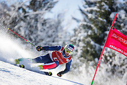 Manfred Moelgg (ITA) competes in 1st Run during Men Giant Slalom race of FIS Alpine Ski World Cup 55th Vitranc Cup 2015, on March 4, 2016 in Kranjska Gora, Slovenia. Photo by Ziga Zupan / Sportida