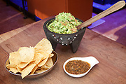 NEW YORK, NY - January 2, 2018: Guacamole by Chef Joe Quintana at Rosa Mexicano near Lincoln Center. Chef Quintana will be demonstrating guacamole-making at the Mexican Consulate later this month.<br /> <br /> CREDIT: Clay Williams for The New York Times.<br /> <br /> © Clay Williams / claywilliamsphoto.com