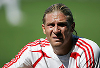 Photo: Paul Thomas.<br />Crewe Alexandra v Liverpool. Pre Season Friendly. 14/07/2007.<br /><br />Andriy Voronin of Liverpool.