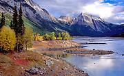 Two Medicine Lake, Jasper, Alberta, Canada