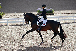 Freese Isabel, NOR, Fuerst Levantino<br /> FEI European Jumping Championships - Goteborg 2017 <br /> © Hippo Foto - Dirk Caremans