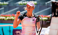 Elise Mertens of Belgium in action during the third round of the Mutua Madrid Open 2021, Masters 1000 tennis tournament on May 4, 2021 at La Caja Magica in Madrid, Spain - Photo Rob Prange / Spain ProSportsImages / DPPI / ProSportsImages / DPPI