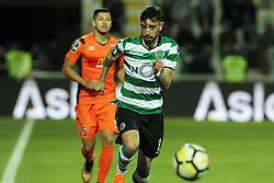 April 30, 2018 - Na - Portimão, 04/28/2017 - Portimonense received this evening the Sporting CP in game to count for the 32nd day of the 1st Liga 2017/2018, in the Municipal Stadium of Portimão. Bruno Fernandes; (Credit Image: © Atlantico Press via ZUMA Wire)