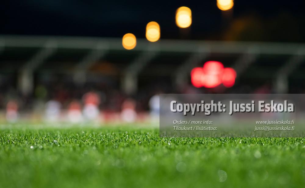 Bolt Arena. 22.9.2021. Photo: Jussi Eskola