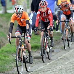 29-02-2020: Wielrennen: Omloop Nieuwsblad: Ninove: Christine Majerus
