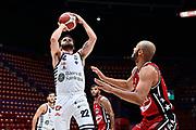 Stefano Gentile <br /> A X Armani Exchange Olimpia Milano - Banco di Sardegna Dinamo Sassari <br /> Basket Serie A LBA 2020/2021<br /> Milano 20 December 2020<br /> Foto Mattia Ozbot / Ciamillo-Castoria