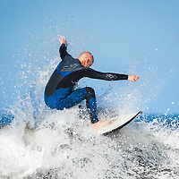 surfing on north yorkshire