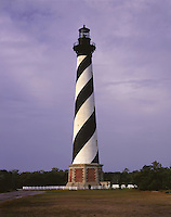 AA03194-01...NORTH CAROLINA -  Cape Hatteras Light on the Outer Banks in Cape Hatteras National Seashore.