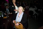 GILLIAN AYRES, 2008 Turner Prize Award. Tate Millbank. London. 1 December 2008 *** Local Caption *** -DO NOT ARCHIVE -Copyright Photograph by Dafydd Jones. 248 Clapham Rd. London SW9 0PZ. Tel 0207 820 0771. www.dafjones.com