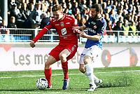 Fotball , 12. mai 2013 , Tippeligaen , Eliteserien<br /> Strømsgodset - Brann<br /> Erik Huseklepp , Brann<br /> Mounir Hamoud , SIF