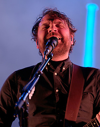 """Lead singer of Frightened Rabbit reported missing, Wednesday, 9th May 2018<br /> <br /> Scott Hutchison (36), lead singer of Scottish band """"Frightened Rabbit"""" has been reported missing to Police.<br /> <br /> Photographed at The Night Afore concert in Edinburgh, 30th December 2016<br /> <br /> Alex Todd 