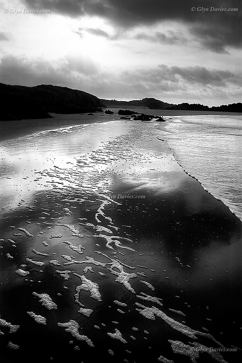 The far beach on the tiny island of Ynys Llanddwyn<br /> <br /> Available as unlimited A3 & A4 prints only