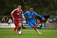 Alex Reid. Colne FC 0-2 Stockport County FC. Pre-season friendly. 5.9.20