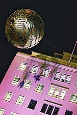 NZ Int'l Arts Festival 02 - Gargoyles