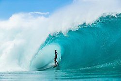 December 16, 2018 - Pupukea, Hawaii, U.S. - Patrick Gudauskas (USA) is eliminated from the 2018 Billabong Pipe Masters with an equal 25 finish after placing second in Heat 10 of Round 2. (Credit Image: © Kelly Cestari/WSL via ZUMA Wire)