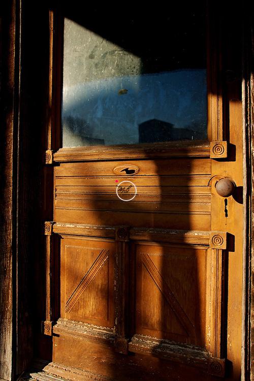 Vintage Door, Gosport Indiana