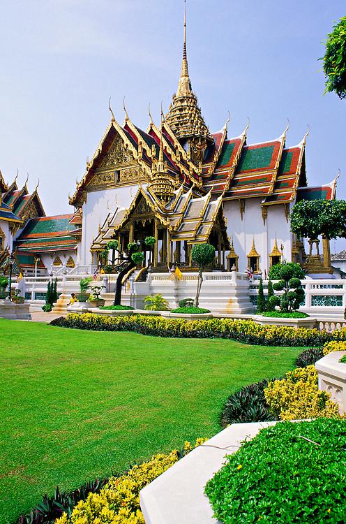 The Dusit Hall, The Grand Palace, Bangkok, Thailand