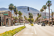El Paseo Shopping District at Larkspur and El Paseo of Palm Desert
