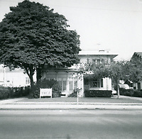 1956 Hollywood YWCA clubhouse at 6927 Hawthorn St.