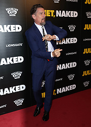 August 15, 2018 - New York City, New York, USA - 8/14/18.Ethan Hawke at the premiere of ''Juliet, Naked'' Premiere in New York City. (Credit Image: © Starmax/Newscom via ZUMA Press)