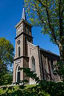 05-05-2020: Oldeholtwolde, Weststellingwerf - Kerk uit 1875 van de PKN gemeente