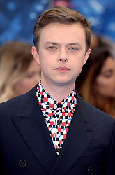Dane DeHaan attending the European premiere of Valerian and the City of a Thousand Planets at Cineworld in Leicester Square, London