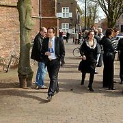 NLD/Naarden/20070406 - Mattheus Passion 2007, Hans Wijers en partner Edith Sijmons