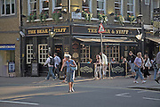 The Bear and Staff, Bear St, WC2, London, England