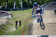 #274 (OEGEMA Ynze) NED at Round 4 of the 2018 UCI BMX Superscross World Cup in Papendal, The Netherlands
