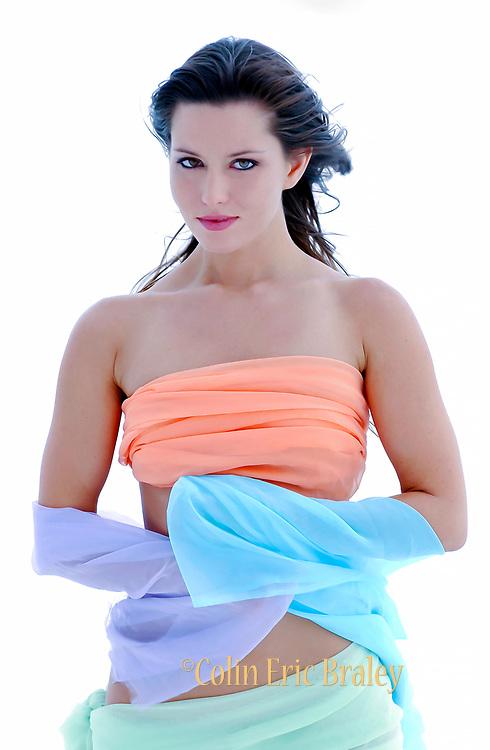 Beautiful, fun and creative swimsuit and glamour model photos shot on location across the U.S. by Kansas City, Missouri, Kansas, lingerie, boudoir, glamour photographer, Colin E. Braley