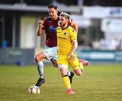 Dylan McGlade of Bristol Rovers XI - Mandatory by-line: Paul Knight/JMP - 18/07/2017 - FOOTBALL - Viridor Stadium - Taunton, England - Taunton Town v Bristol Rovers XI - Pre-season friendly