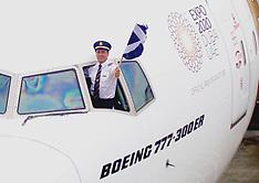 Emirates launches flights between Edinburgh and Dubai, Edinburgh, 1 October 2018
