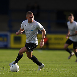 TELFORD COPYRIGHT MIKE SHERIDAN Darryl Knights during the Vanarama National League Conference North fixture between AFC Telford United and Guiseley on Saturday, October 19, 2019.<br /> <br /> Picture credit: Mike Sheridan/Ultrapress<br /> <br /> MS201920-026