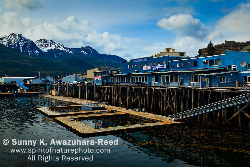 Seadrome Dock, Juneau, Alaska