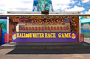 Coney Island New York Balloon Water Race Game