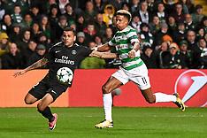 Celtic Glasgow v Paris SG - 12 September 2017