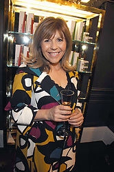 TV presenter MAGGIE PHILBIN at the opening party of hairdresser Paul Edmond's new salon at 217 Brompton Road, London SW3 on 18th March 2008.<br /><br />NON EXCLUSIVE - WORLD RIGHTS