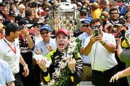 2019 IndyCar Indianapolis 500 Race